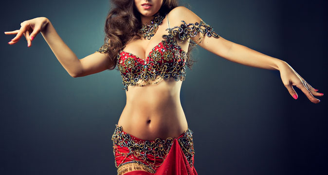 Belly dance classes in Tallinn