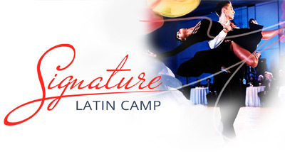 Signature Latin Camp 5 - 7 of Aprill 2019